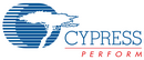 Logo by Cypress Semiconductor